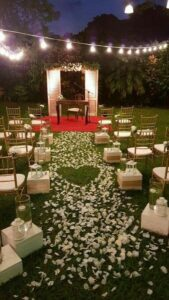 decoração de casamento civil (Foto Divulgação)