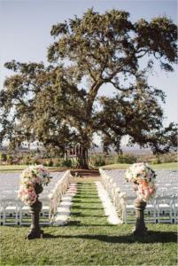 decoração de casamento civil