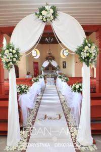 decoração para casamentos na igreja