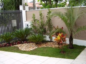 decorar pequenos jardins