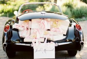 lista de presentes de casamento