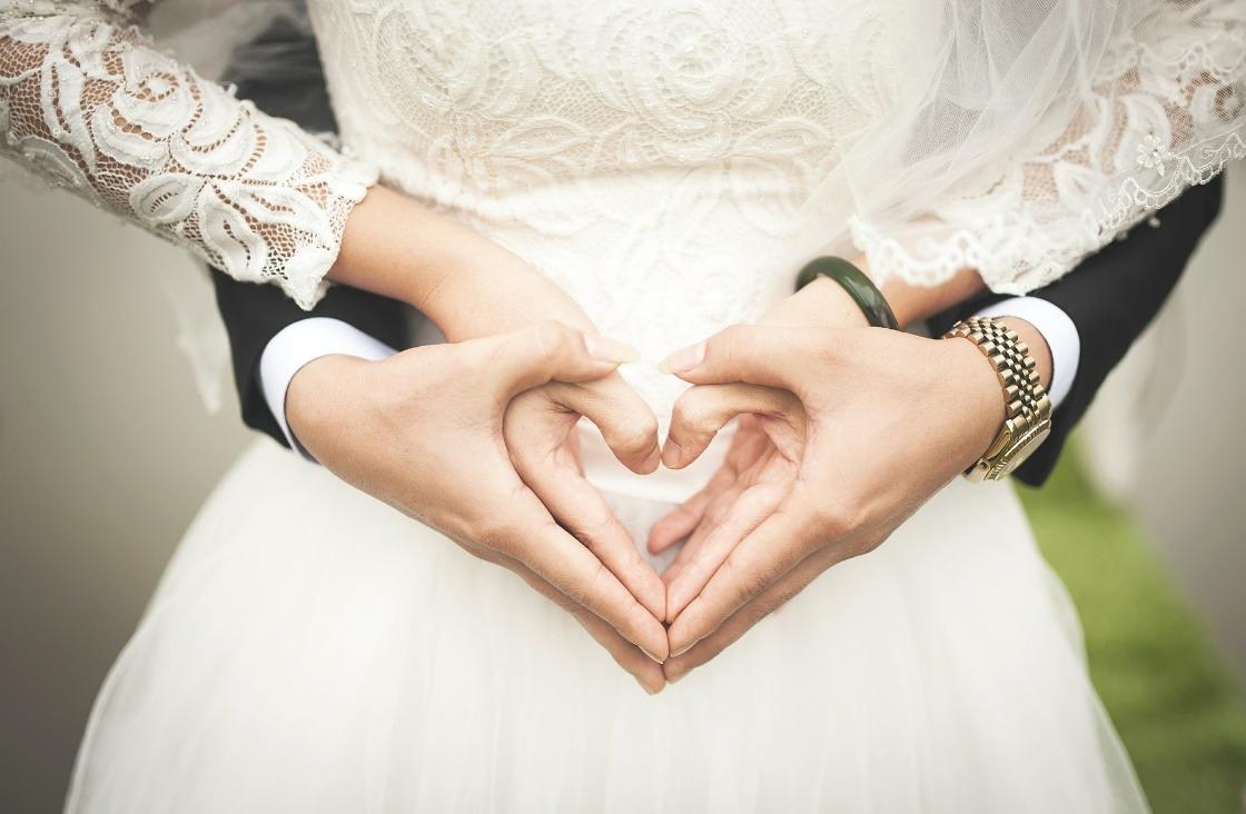 decoração de casamento simples e elegante