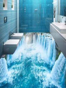 Porcelanato banheiro