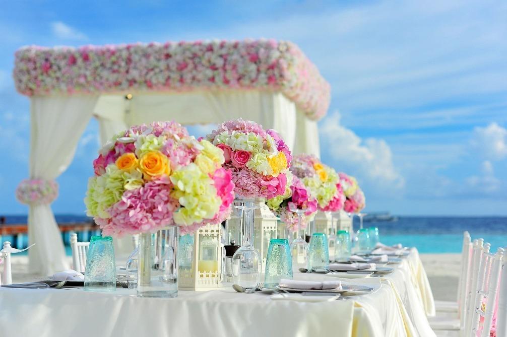 ideias de decoração de casamento ao ar livre